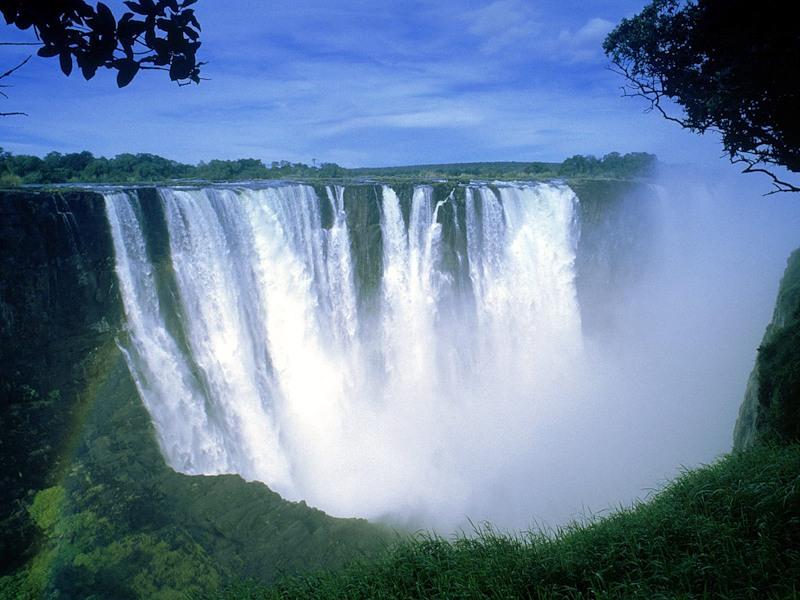 Самые красивые водопады мира (Топ 10)