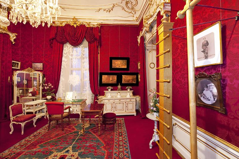 Сисси, императрица Австрии. Музей Сисси