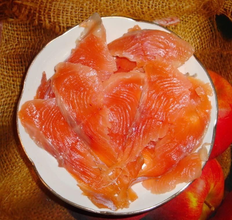 Солим рыбку. Домашняя слабосоленая форель