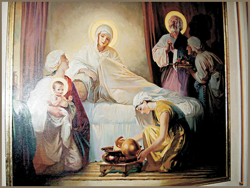 Рождество Пресвятой Богородицы. Приметы и обычаи