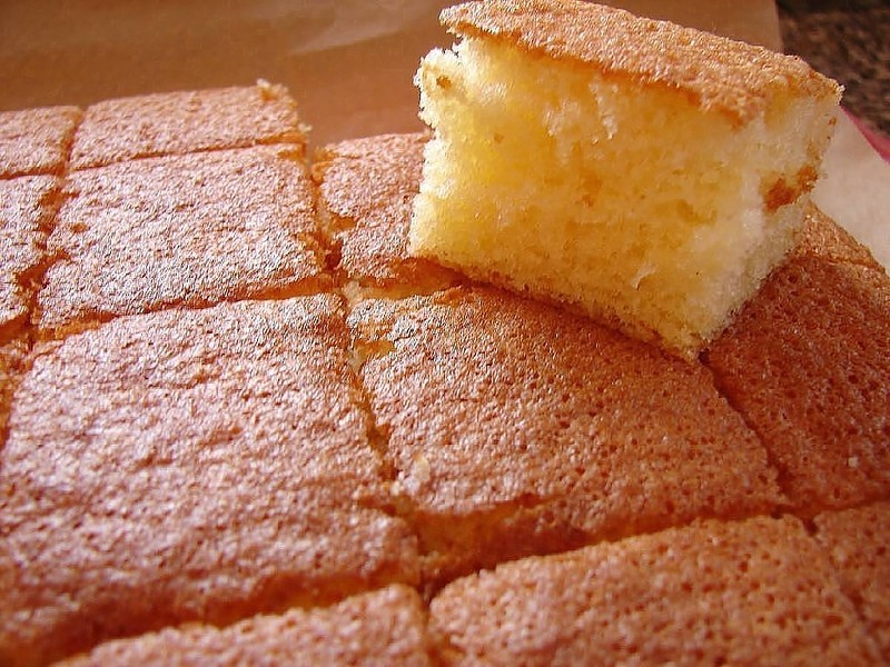 Бисквит для тортов. Лучший рецепт