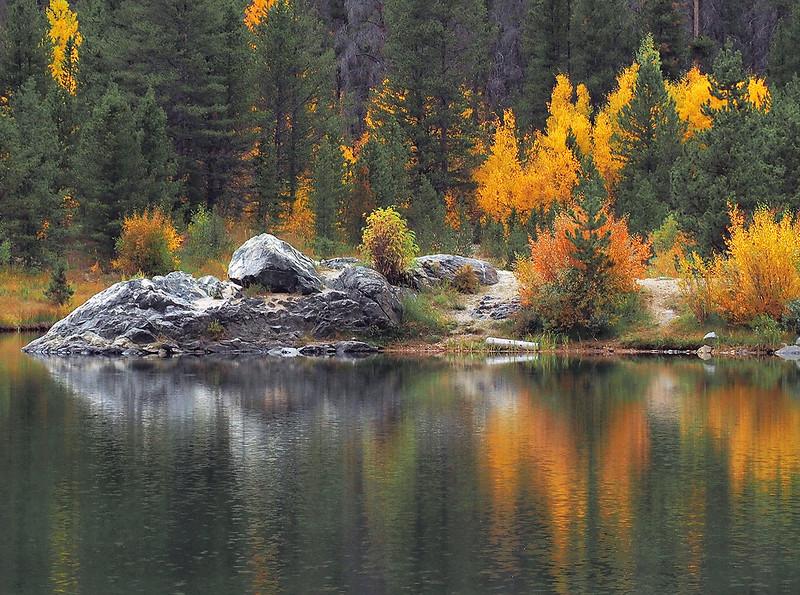 Осенние пейзажи и размышления