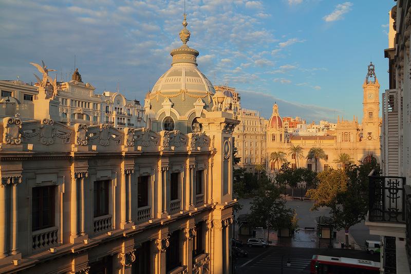 Город Валенсия. Достопримечательности