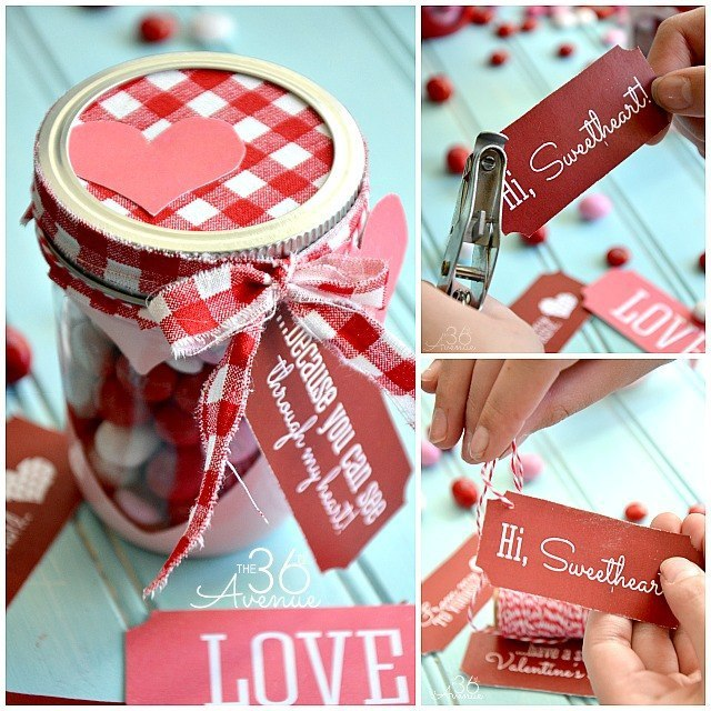 Идея на День Святого Валентина