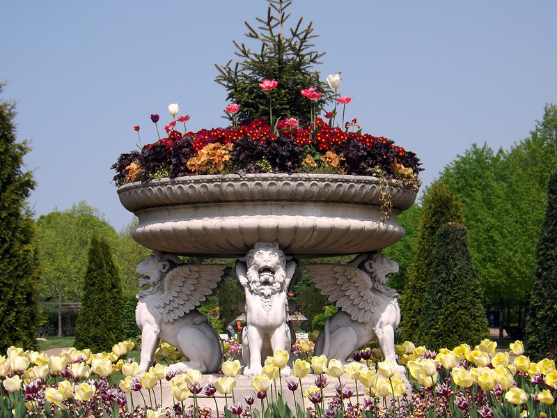 Риджентс-парк (Regent's Park) в Лондоне
