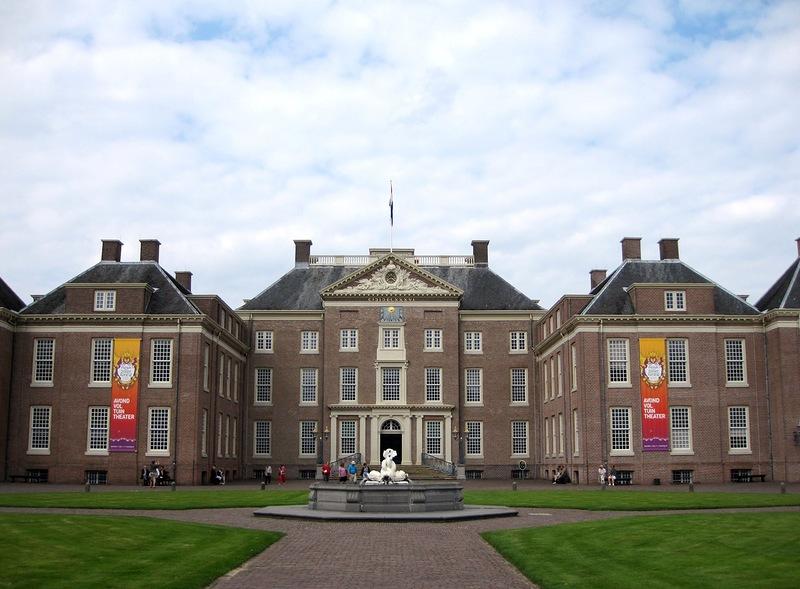 Королевский дворец Het Loo и его сады