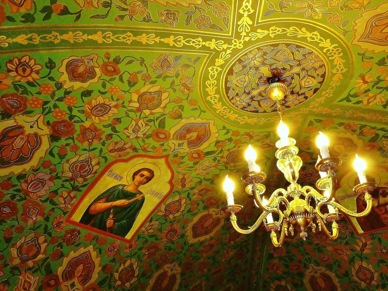 Интерьеры дворца Юсуповых