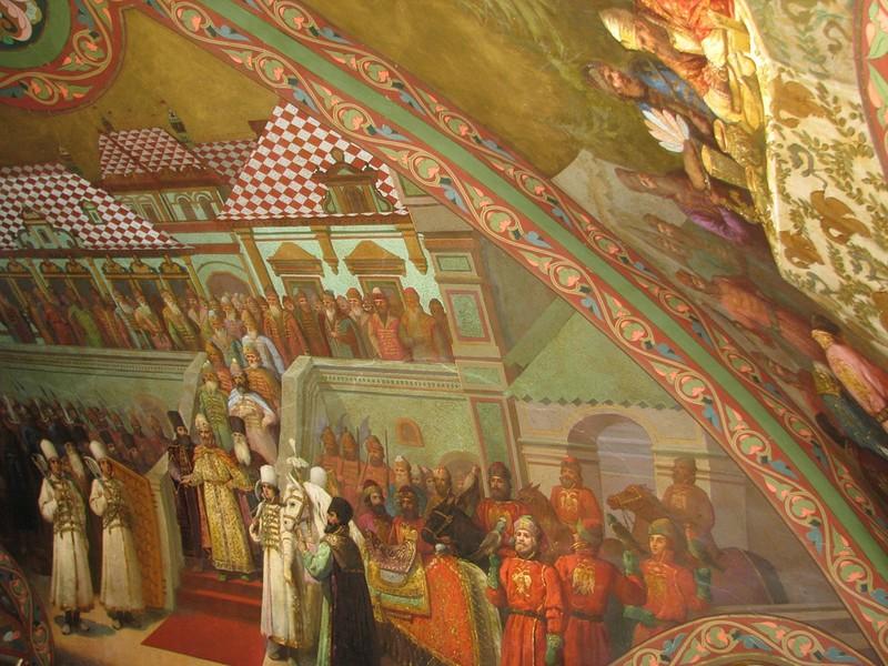 Палаты Волковых – Юсуповых. Памятник архитектуры