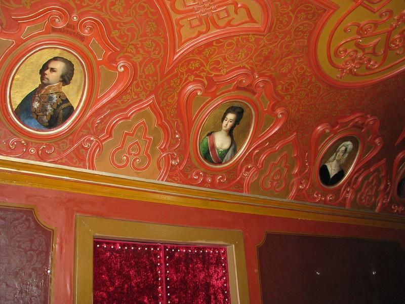 Палаты Волковых – Юсуповых.