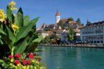 Город Тун-Thun, очаровательный и уютный. Швейцария