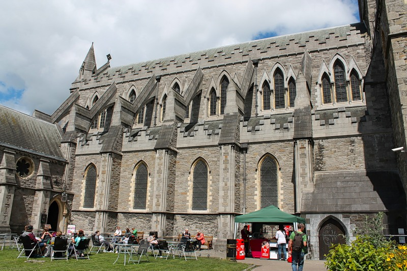 Ирландия, страна вечной весны и красоты  Дублин