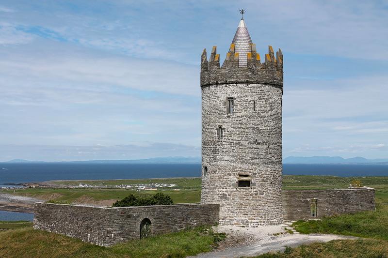 Ирландия, страна вечной весны и красоты  56
