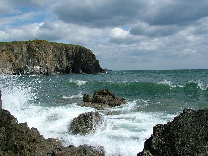 Ирландия, страна вечной весны и красоты