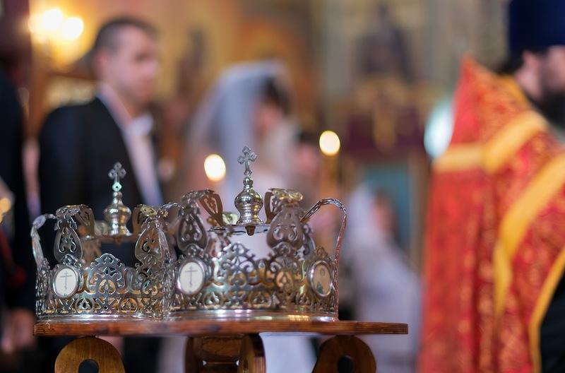 Обряд венчания (правила венчания в Церкви)