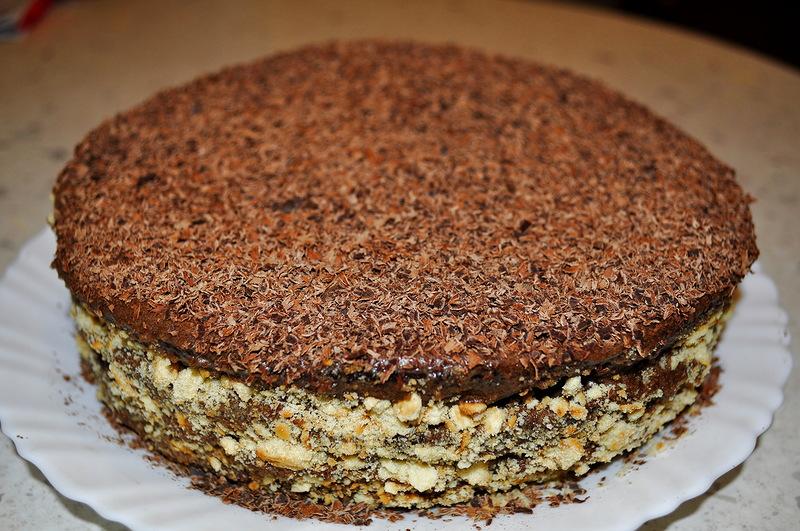 """Домашний """"Шоколадный торт"""""""