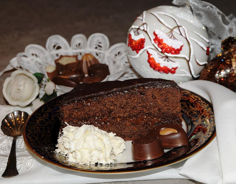 Захер-торт