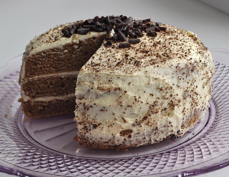 "Торт ""Поздняя осень """