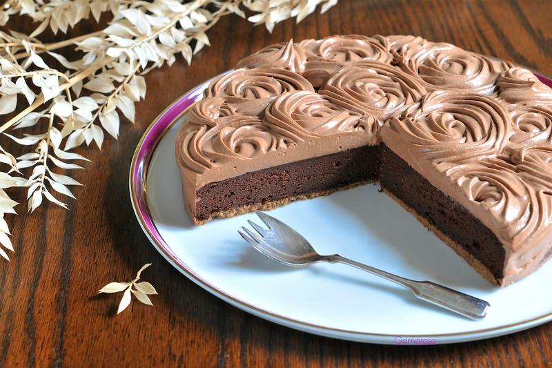 """Торт """"Трюфель или 300% шоколада"""""""