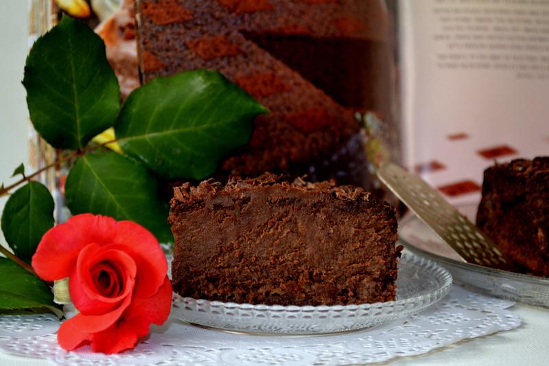 Шоколадная маркиза