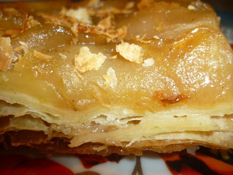 "Яблочный пирог ""Тарт Татен"""
