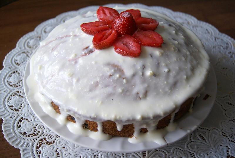Очень вкусный кекс!