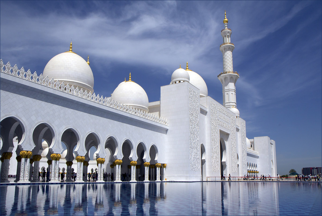 Можно ли православным заходить в мечеть